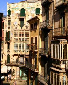 Desde la ventana, Palma